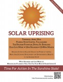 Solar Uprising Rally Flyer 2014-03-25