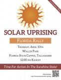 solar uprising rally time for action